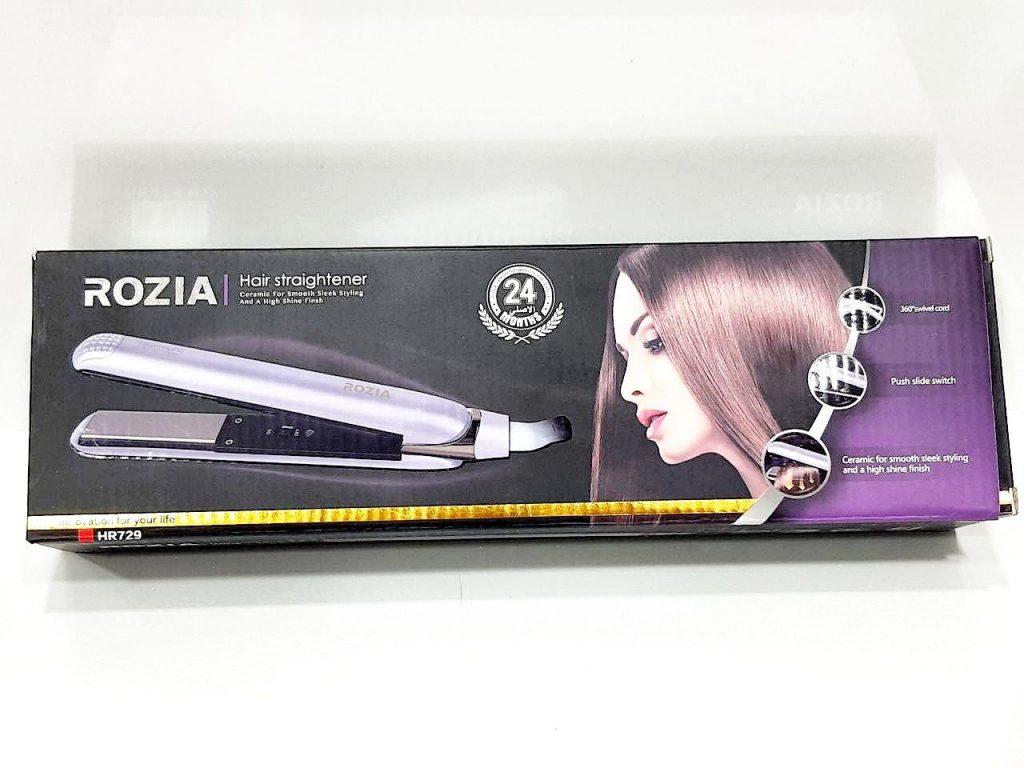 اتو مو «روزیا» (ROZIA) مدل «HR729»