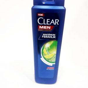 شامپو کلیر مردانه مخصوص موهای چرب حجم 500 میلی
