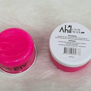 واکس موی رنگی سرخابی آهیل AHIL حجم 150 میلی