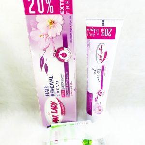 کرم موبر مکس لیدی عصاره گل رز مناسب پوست های حساس