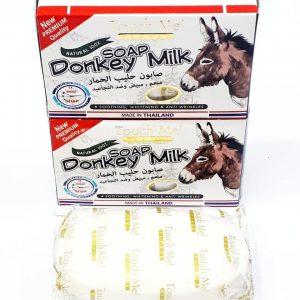 صابون شیر الاغ ضد چروک و سفید کننده تاچ می حجم 135گرم
