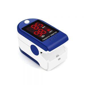 پالس اکسیمتر (دستگاه اندازه گیری اکسیژن خون)دیجیتال مدل LK87