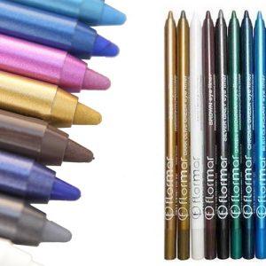 مداد شمعی رنگی ضدآب فلورمار flormar