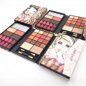 پالت آرایش صورت آنی لیدی کیفی مدل color studio